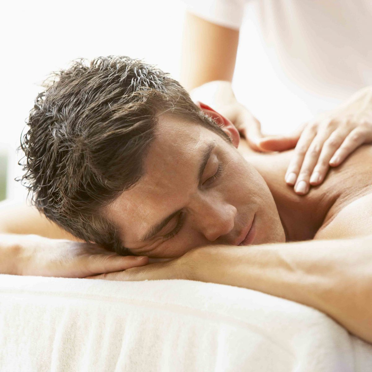 Relax with Massage? It's way more than that!